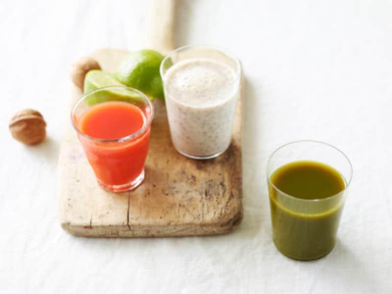 食物酵素、ビタミン、ミネラル、食物繊維がたっぷり!