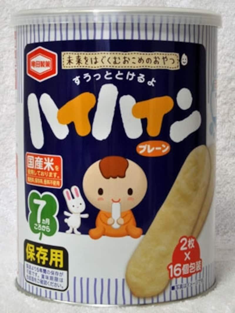 亀田製菓ハイハイン