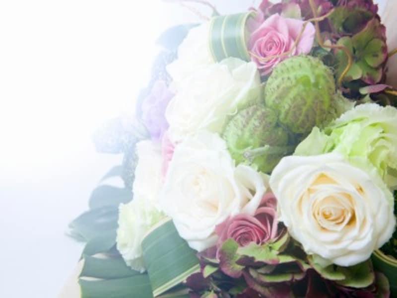 ブリザーブドフラワーにおすすめの花は?