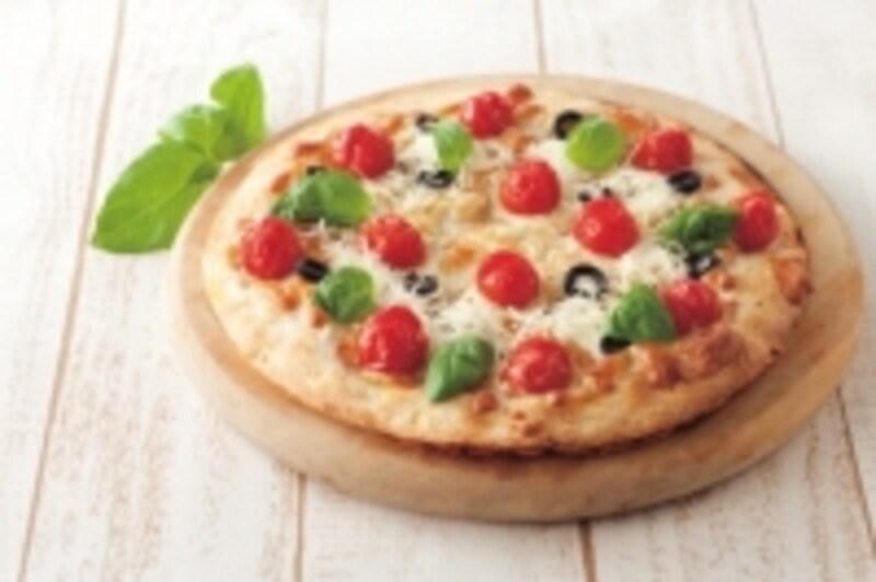 トマトとモッツァレラのミルフィーユピザ