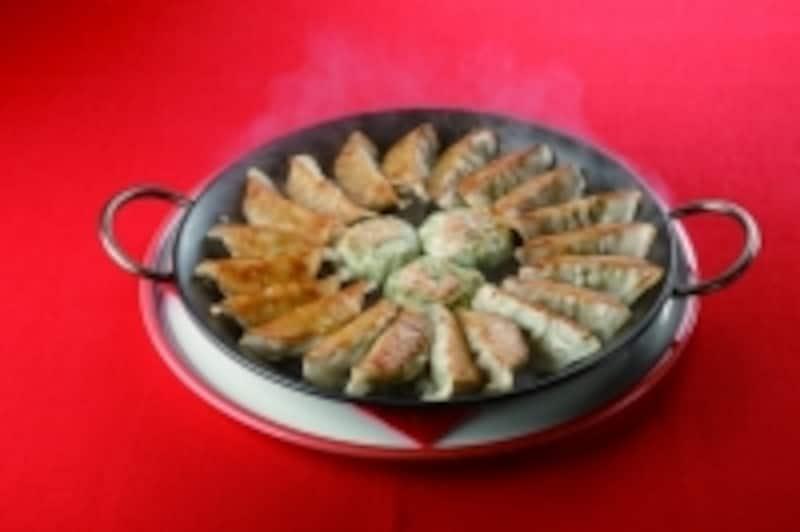 大鍋焼餃子