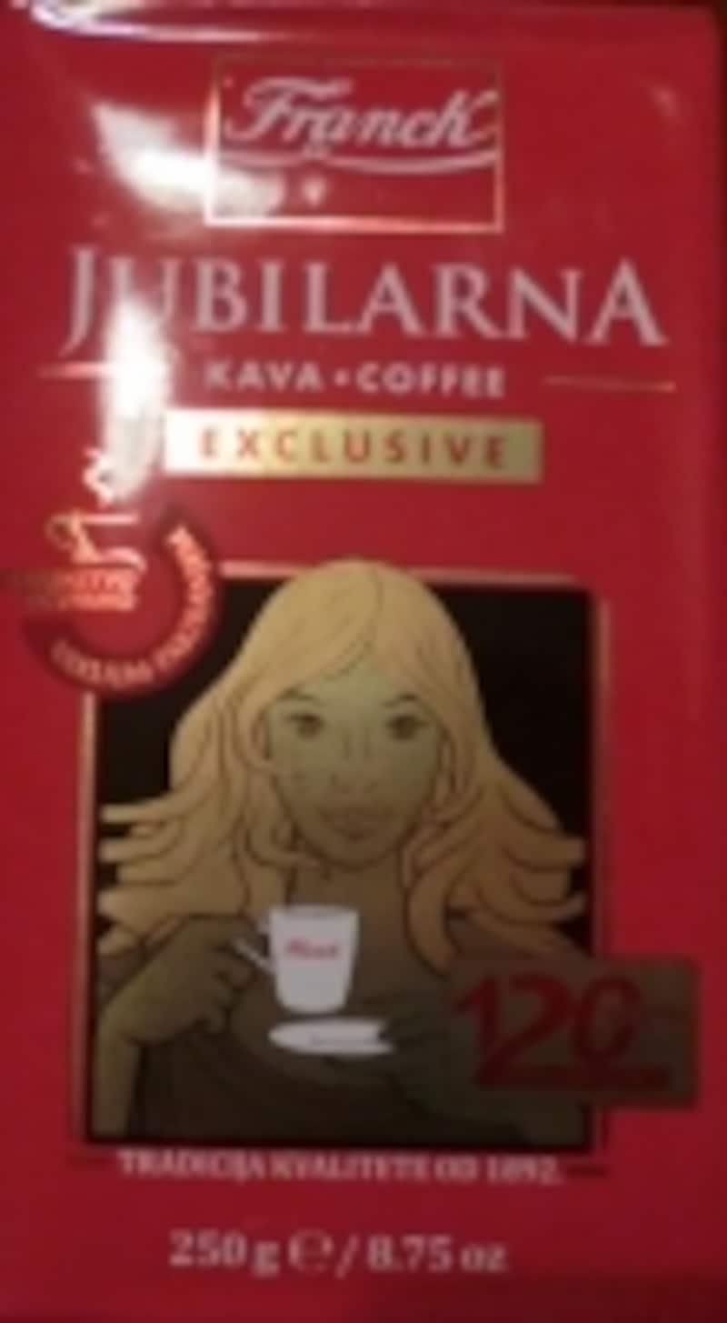 クロアチアのトルココーヒー
