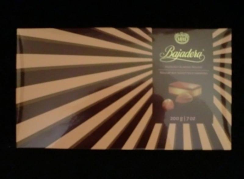 独特な模様の箱が目印の「バヤデーラ」【クロアチアのお土産】