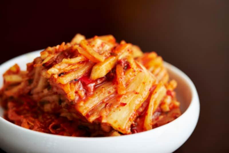 韓国伝統の漬物キムチ