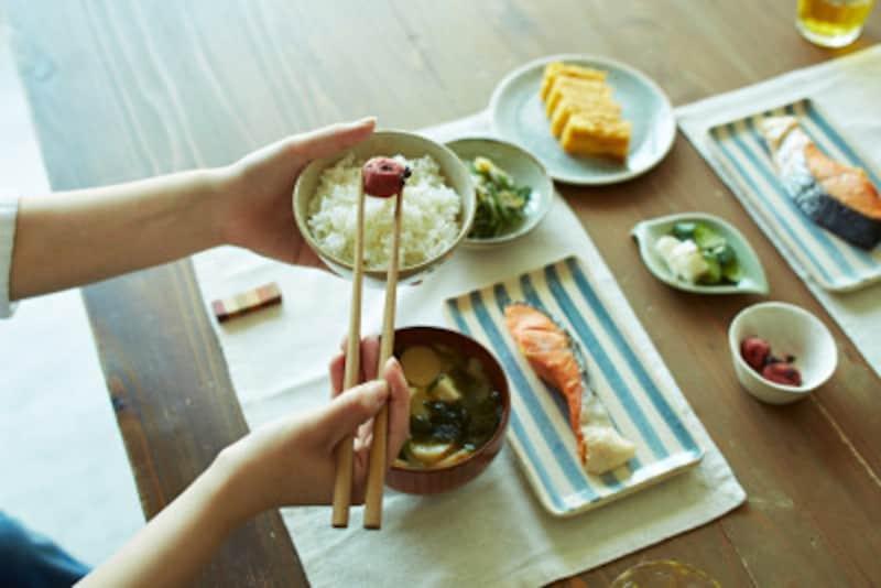 日本食は栄養の宝庫