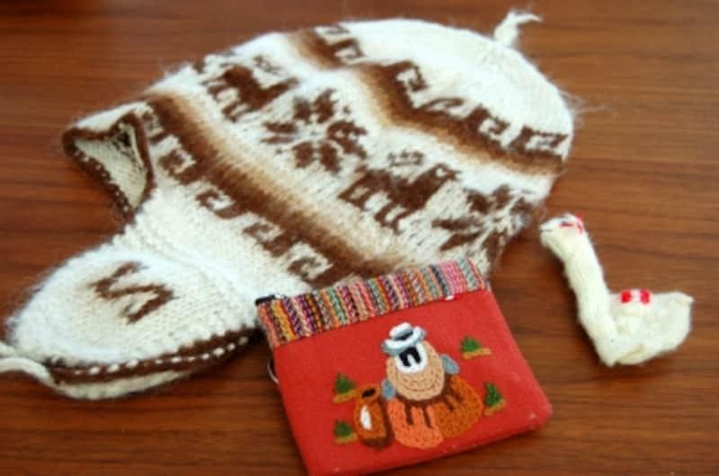ペルーの手作り小物