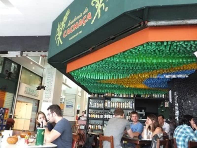 フェイジョアーダの店