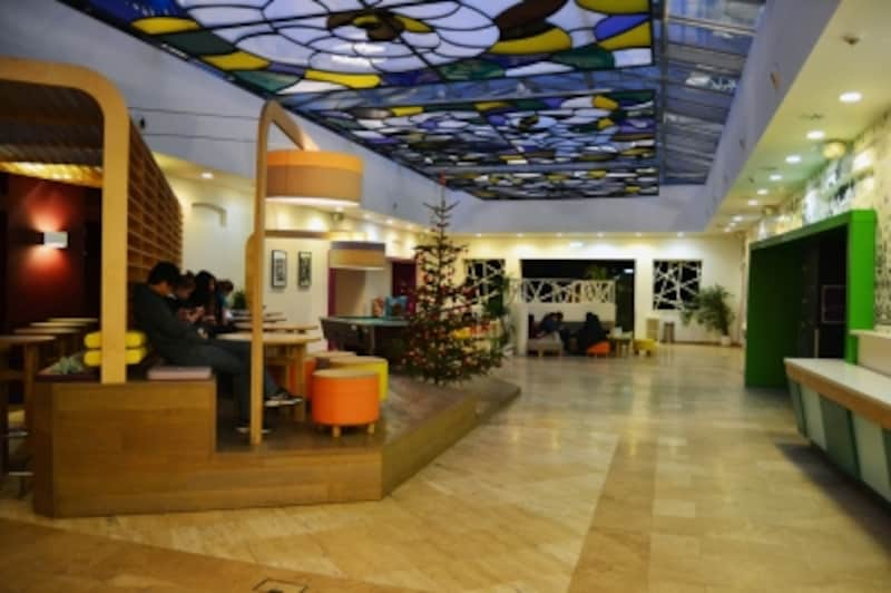 Wombats-hostels(ウォンバッツ・シティ・ホステル)