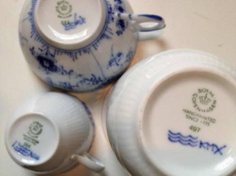 陶磁器undefinedロイヤル・コペンハーゲン