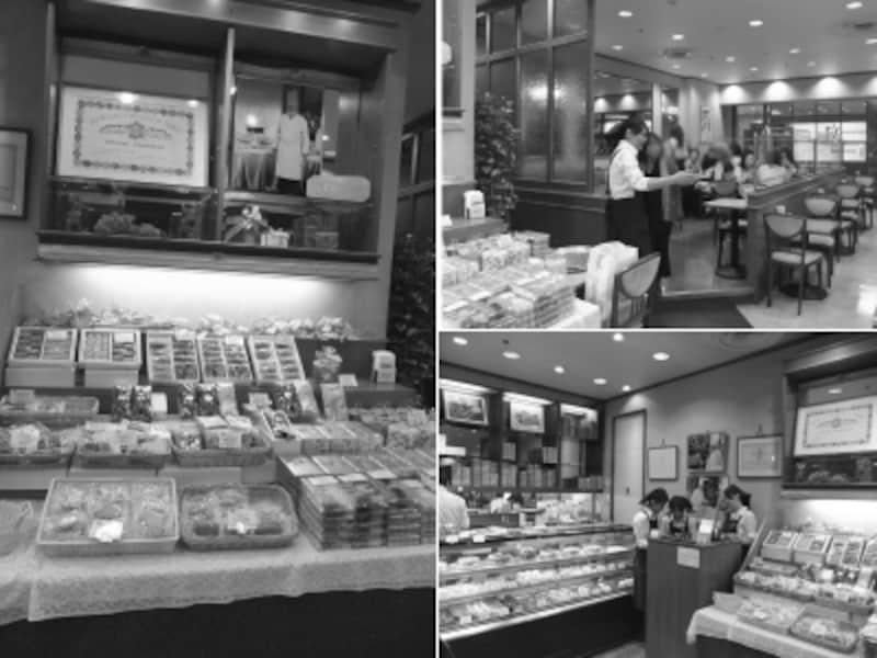 青山にあった店舗 (2010年9月25日撮影)
