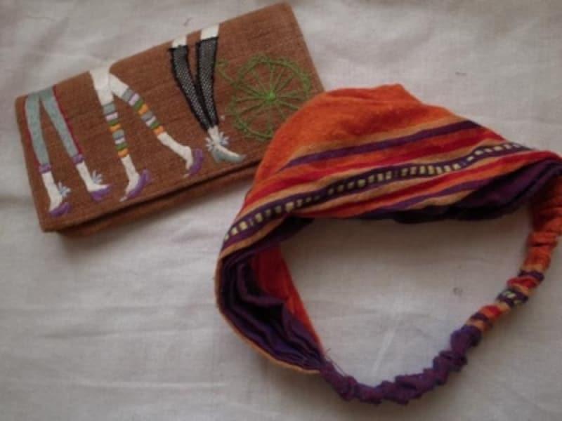 タイの刺繍雑貨