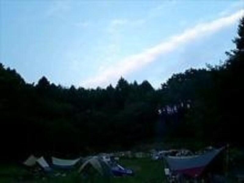 星降る森undefinedオートキャンプ場