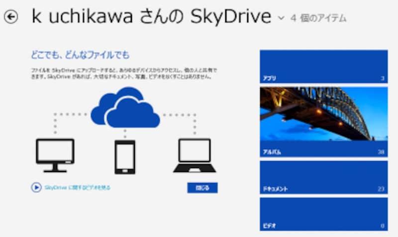 WindowsSkydrive