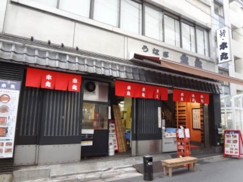 ての字西新橋本丸