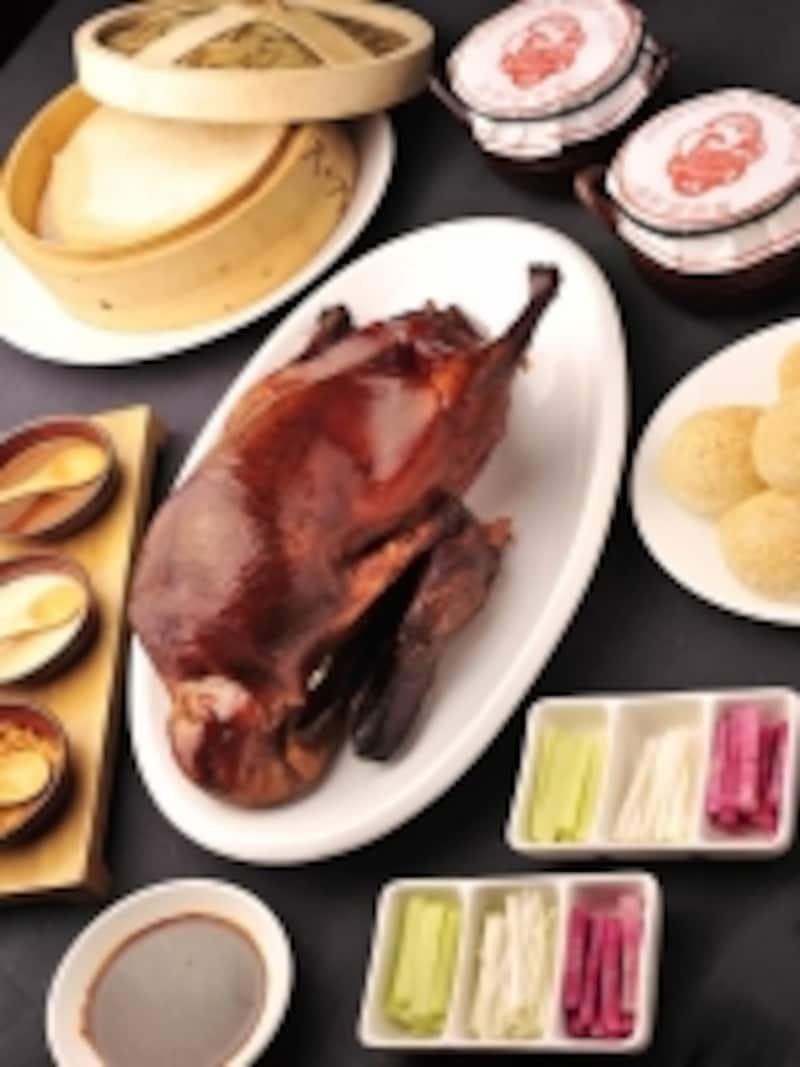 北京ダックレストラン「全鴨季」