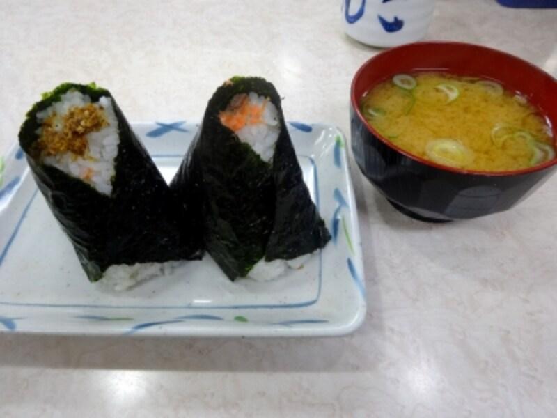 豆腐の味噌汁はおかわり自由