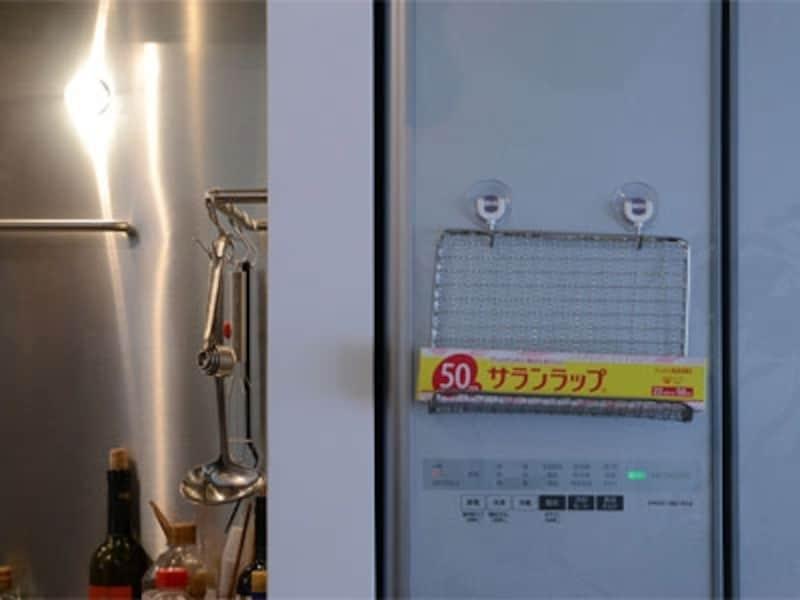 焼き網ラップホルダー