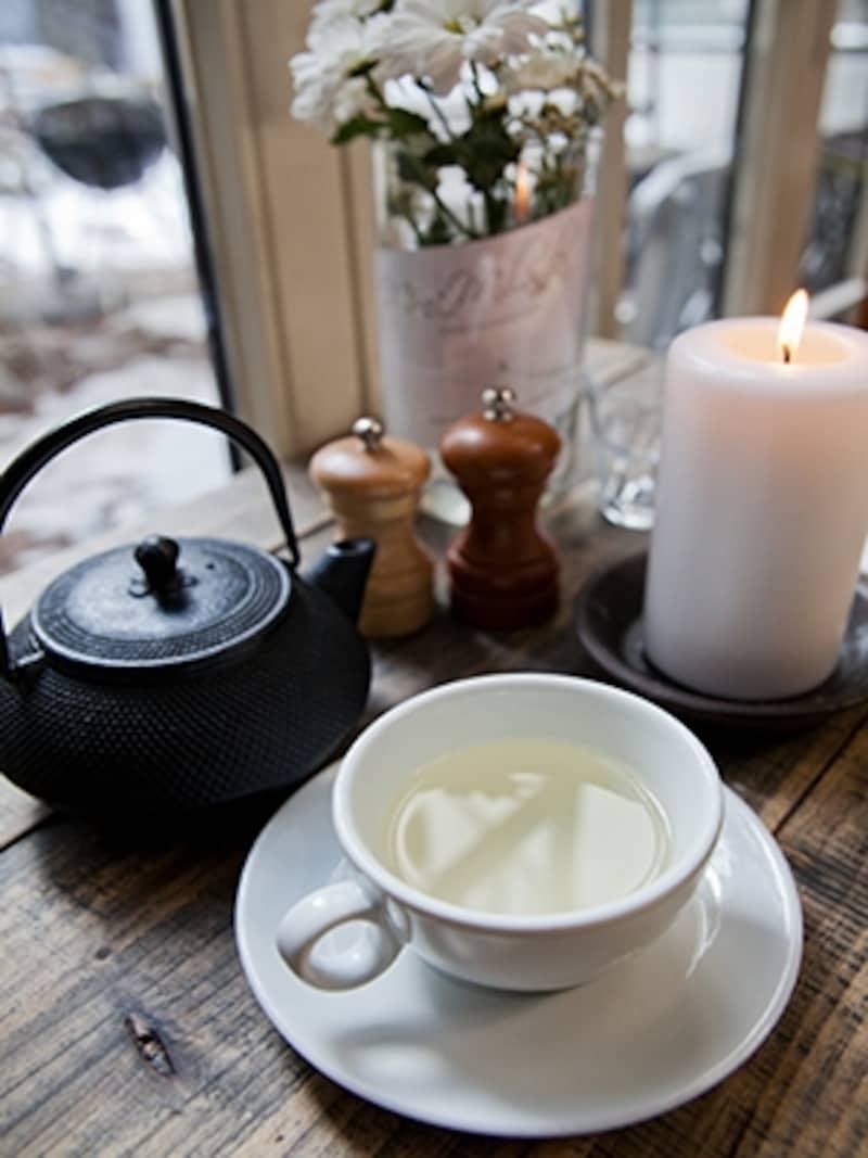 コロニーハーゲンの生姜茶
