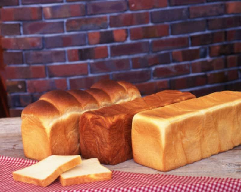 パンを食べると太る?
