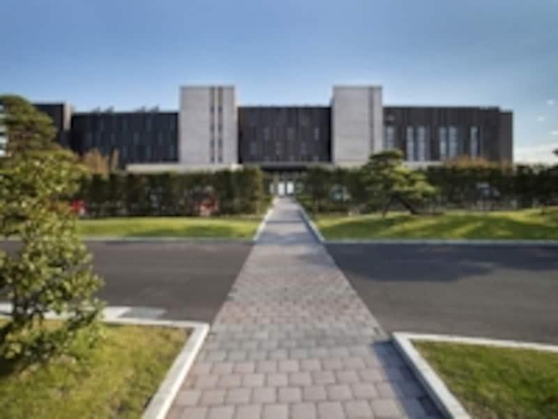 日本平ホテル外観