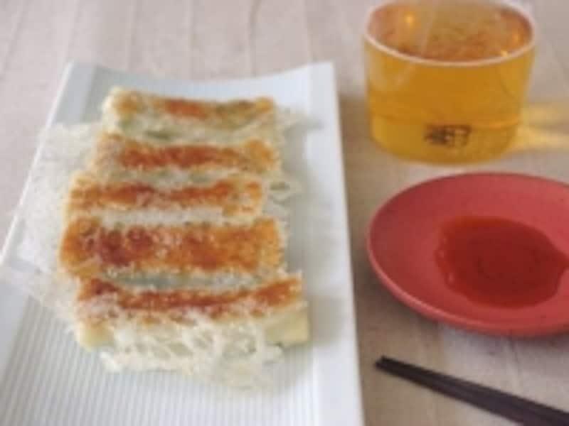 パリパリ棒餃子