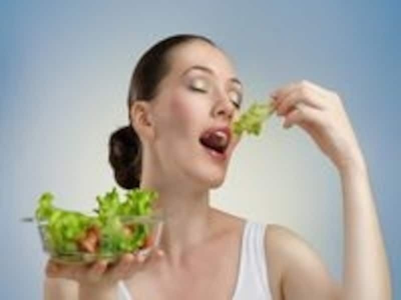 春野菜を積極的に摂ってデトックス!