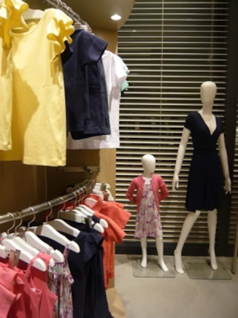 スリードッツの子供服