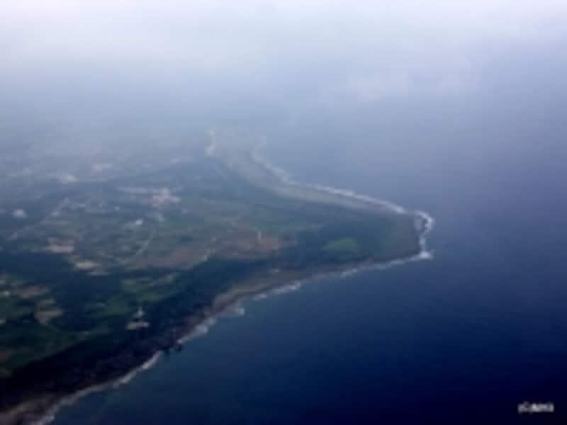 東京から1,600km離れた沖縄