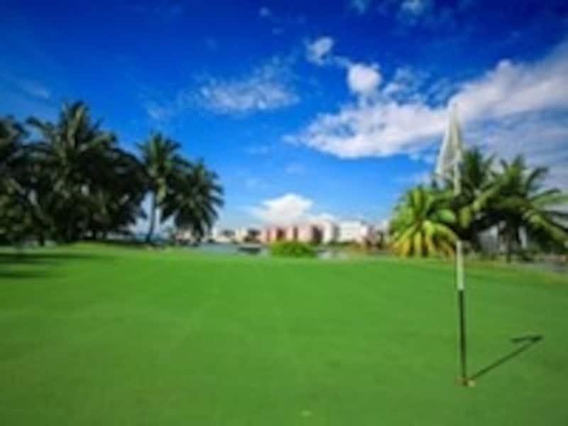 コタキナバル、ゴルフ