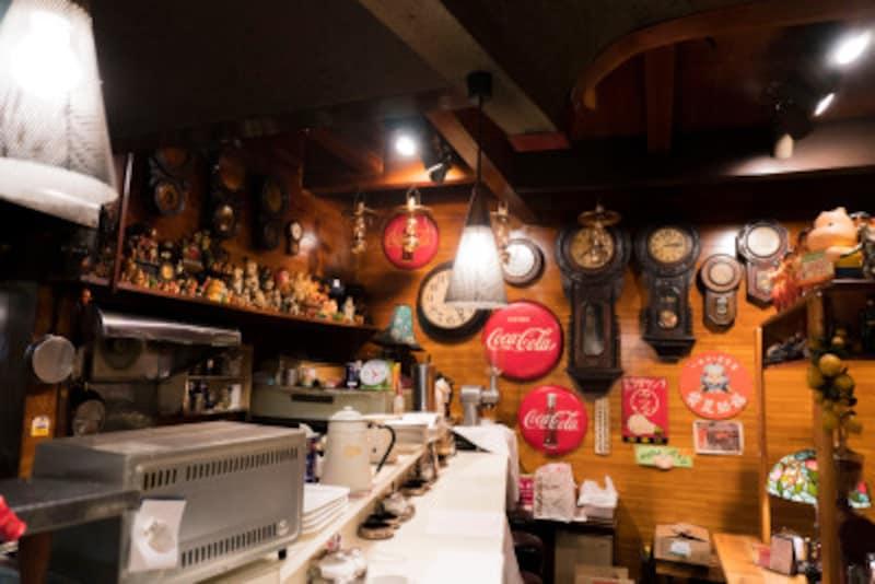 青森駅周辺観光のおすすめカフェ「喫茶マロン」