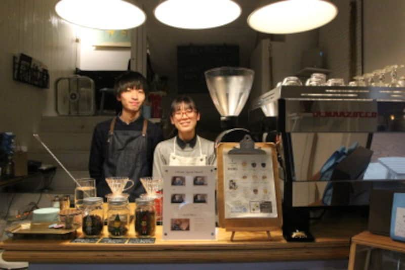 青森駅周辺観光のおすすめカフェ「COFFEEMANgood」