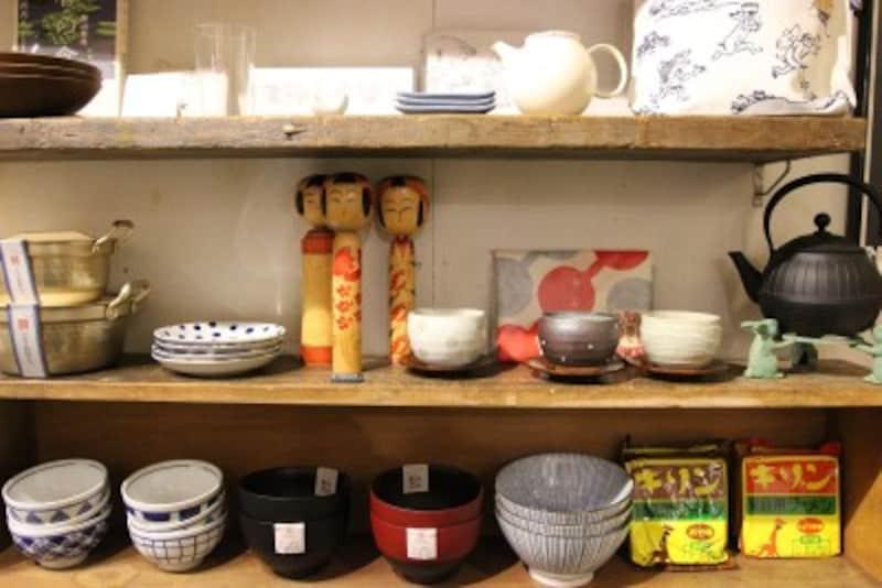 青森駅周辺観光のおすすめ雑貨屋さん「Quadrille」お土産選びにも