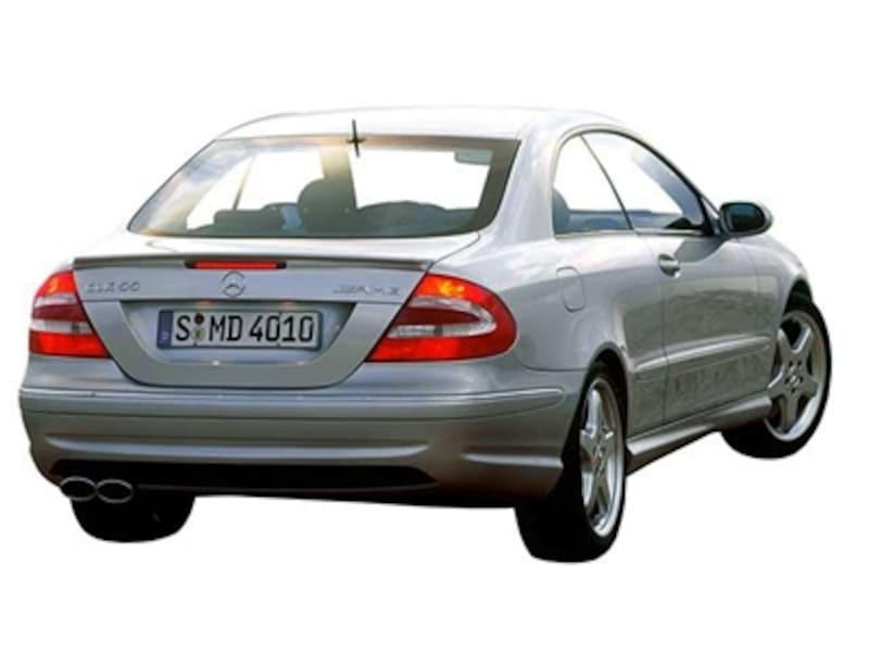 CLK55AMGundefinedリア