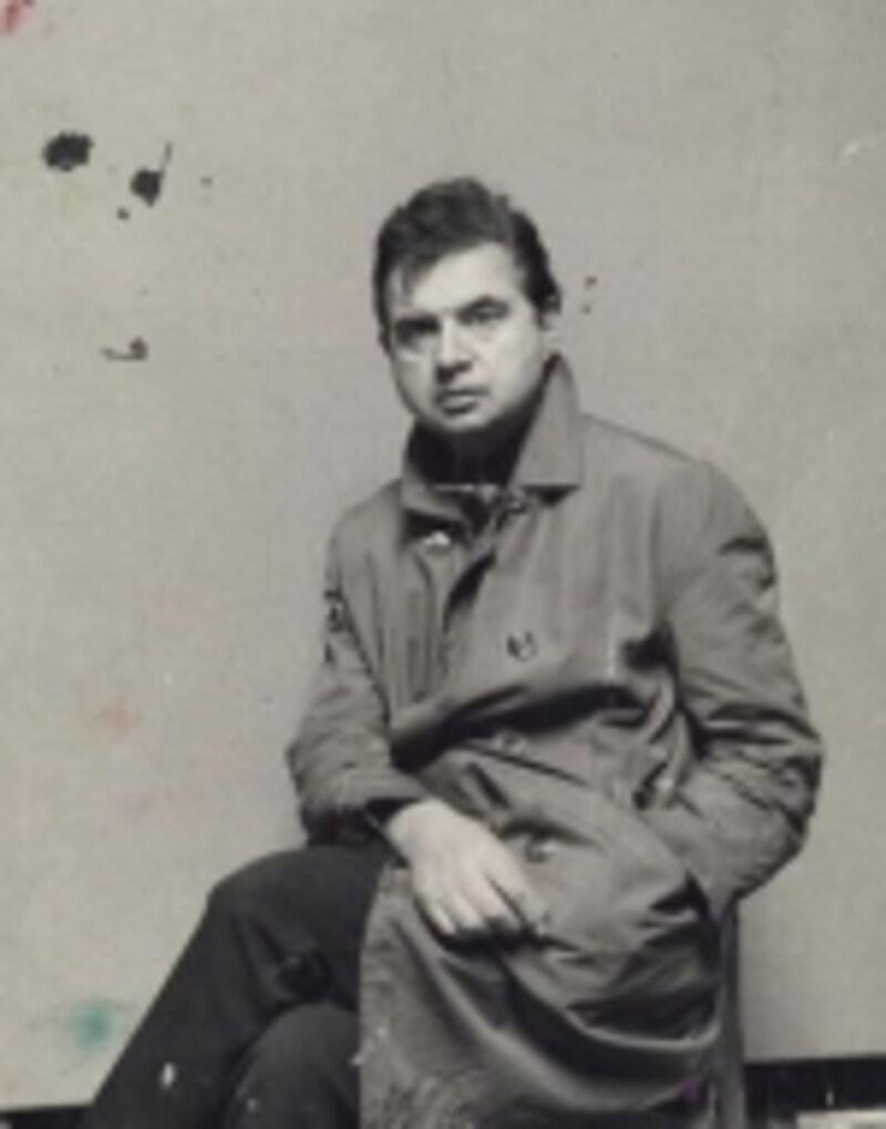 フランシス・ベーコンの肖像写真