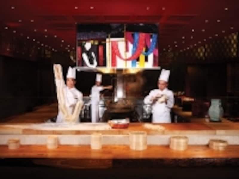 麺類や餃子などの軽食なら「北方館(ノース)」へ(c)TheVenetianMacao
