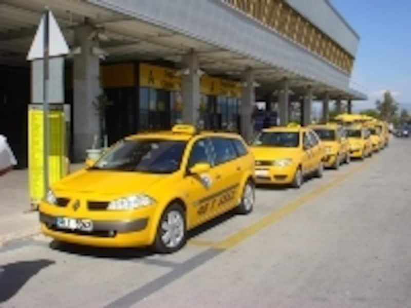 Milas-Bodrum airport taxi