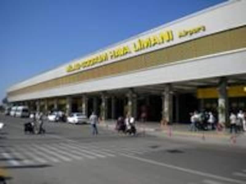 ミラス-ボドゥルム空港