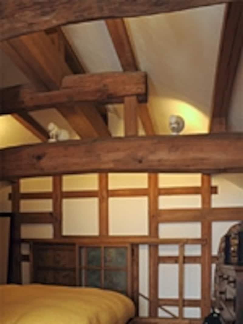 2階の居住スペース