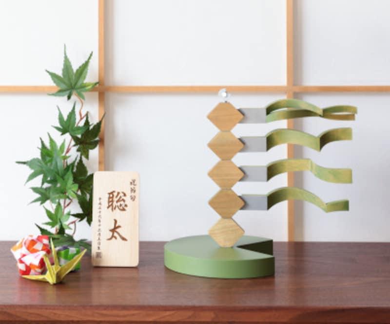 T.MOTOI(ティーモトイ)の木製こいのぼり