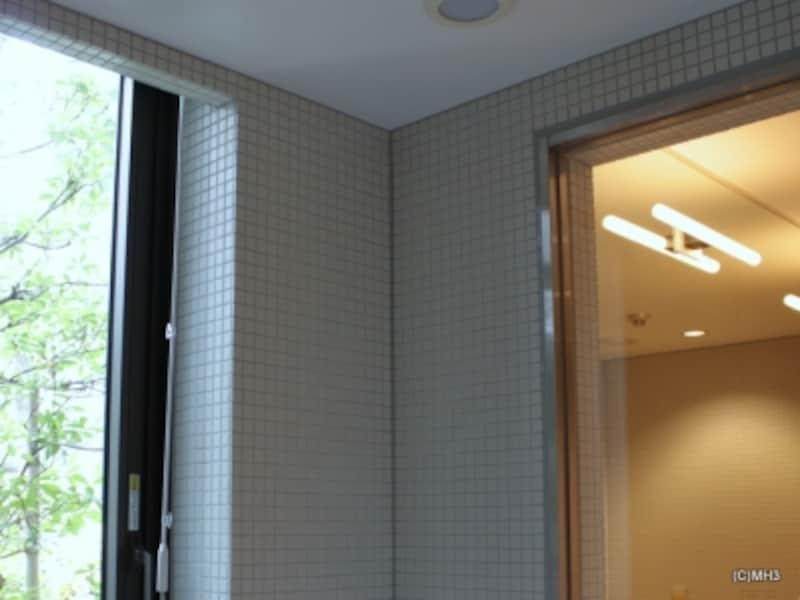 「フォレストテラス松濤」洗面・浴室