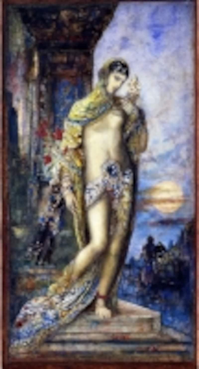 ギュスターヴ・モロー 《雅歌》 1893年
