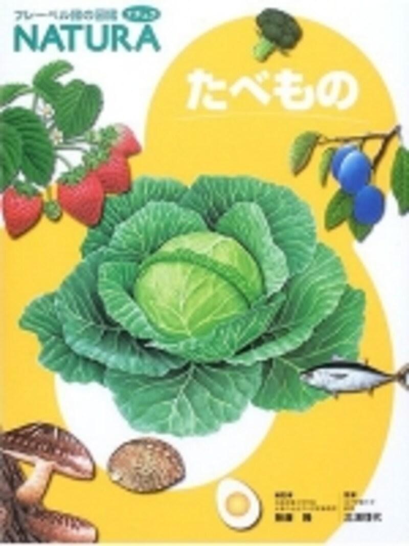 スーパーでよく見かける食べ物が満載の「たべもの(1995円)」