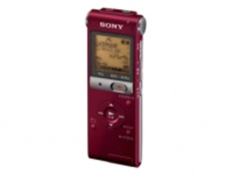 唯野愛用のICレコーダー「SONYICD-UX513F」