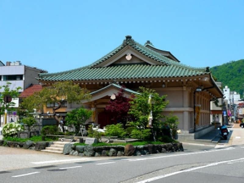 山中温泉菊の湯