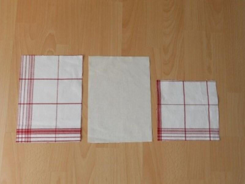 縫い代無しで、布を裁つ