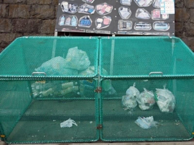 ゴミネットボックス