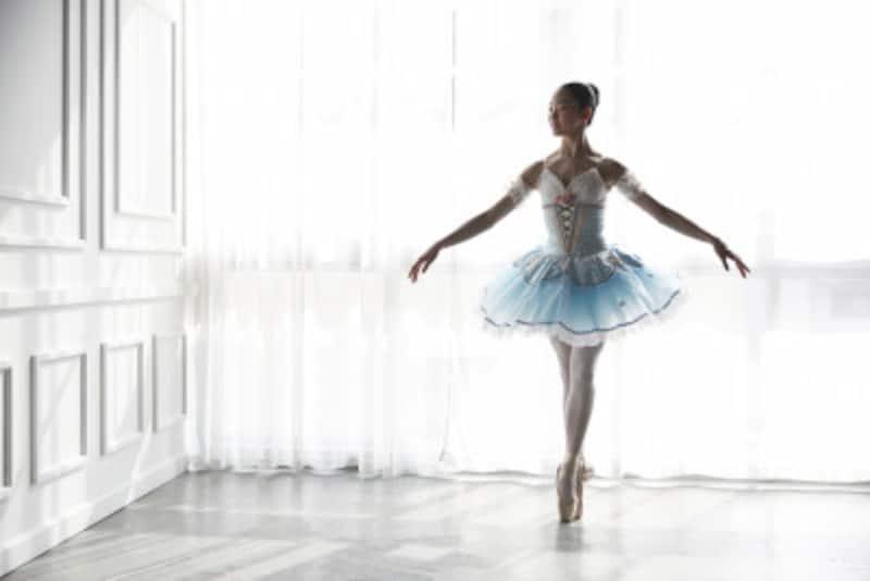 バレエ教室の床