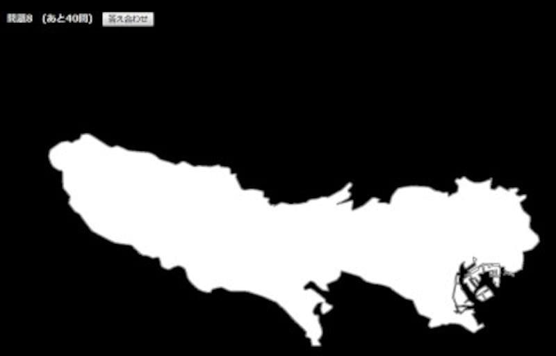 日本地図ゲーム・都道府県テスト すぐる学習会都道府県ジグソー