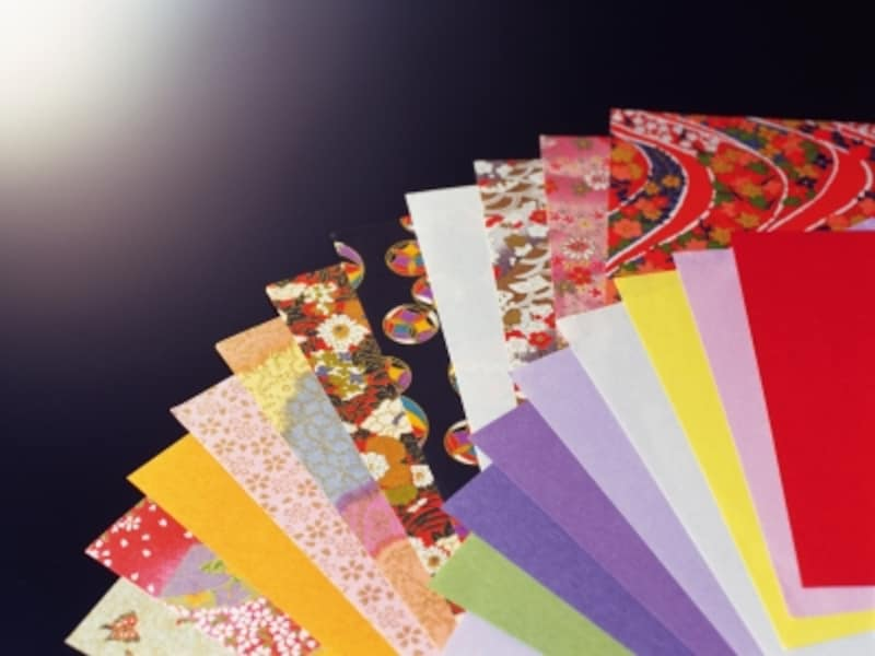 千代紙や可愛い柄の折り紙を無料ダウンロードしよう