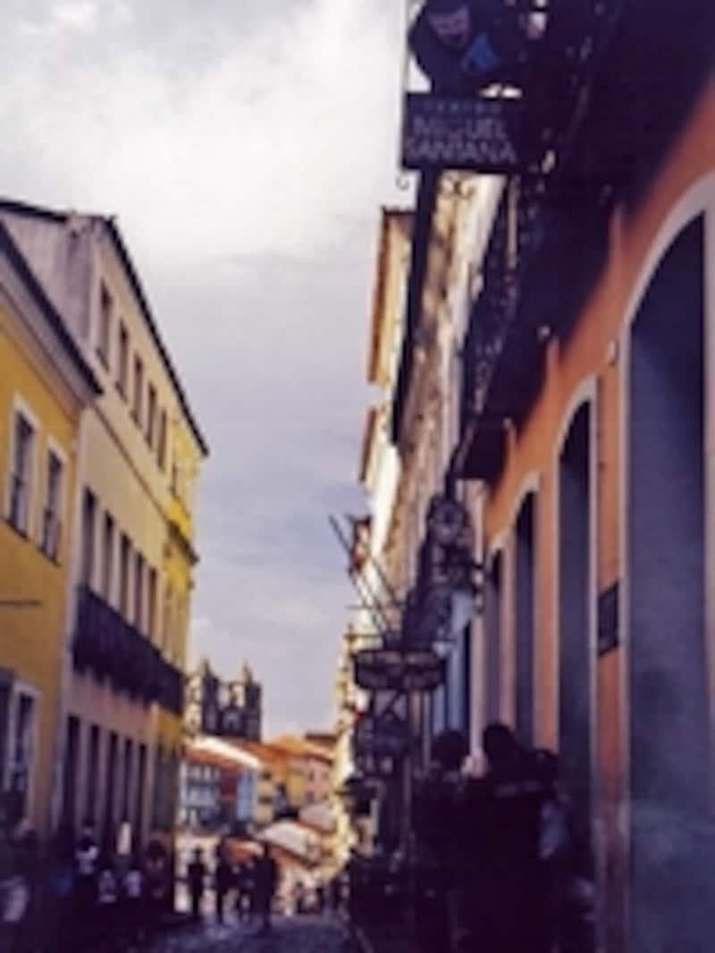 サルバドールの街並み